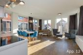 Luxuriös eingerichtete Wohnzimmer