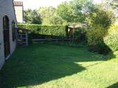 grote tuin om te spelen voor kinderen