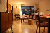 nostalgisch ingericht appartement