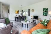 Comfortably furnished holiday home