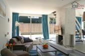 Sonnendurchfluteter Wohnzimmer