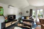 Wohnlich eigerichetes Wohnzimmer