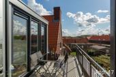 Zonnig balkon