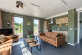 compactly furnished holiday home
