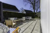nice sunny terrace