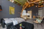 woonkamer met slaapbank