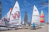 Sailing in Noordwijk